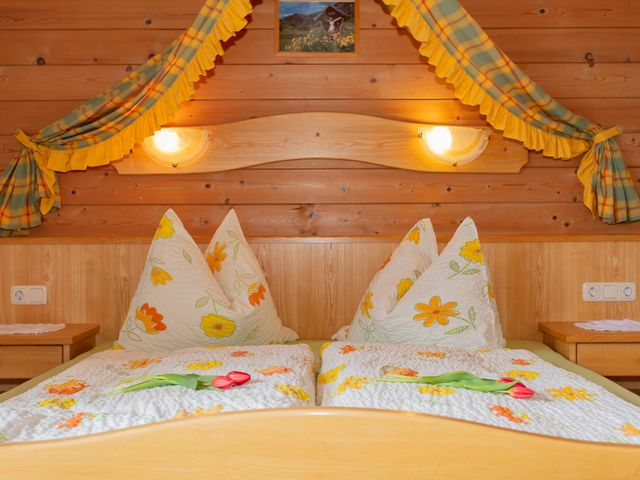Schlafzimmer Sonnenschein